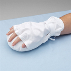 MON28153000 - PoseyHand Control Mitt One Size Fits Most Hook and Loop Closure 1-Strap