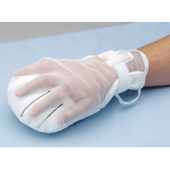 MON28163000 - Posey - Hand Control Mitt One Size Fits Most Hook and Loop Closure 1-Strap