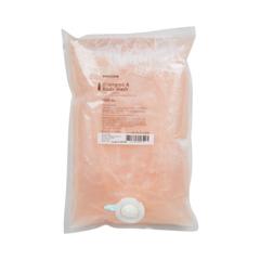 MON28221801 - McKessonShampoo and Body Wash 2000 mL Dispenser Bag Apricot Scent