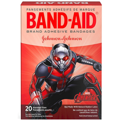 MON28232000 - Johnson & Johnson - Band-Aid® Adhesive Strips, Avengers