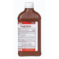 MON28252700 - Major PharmaceuticalsCough Relief Rugby 100 mg / 5 mL Strength Liquid 16 oz.