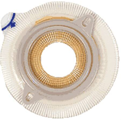 MON28314900 - ColoplastAssur Extra Extended Wear Skin Barrier Flange Cut To Fit 3/8in -1-3/8in Stoma