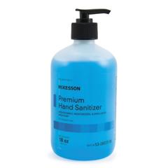 MON28371801 - McKessonPremium Hand Sanitizer 18 oz. Ethanol Pump Bottle