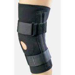 MON28533000 - DJO - Knee Support PROCARE® Small Hook and Loop Strap Closure