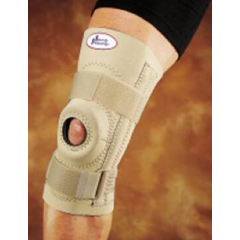 MON28593000 - DJOKnee Support PROCARE 4X-Large Hook and Loop Strap Closure