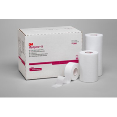 MON28612201 - 3MMedipore™ H Soft Cloth Medical Tape (2861)