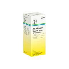 MON28822400 - Bayer - Keto-Diastix® Urine Reagent Strips
