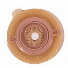 MON28824900 - ColoplastColostomy Barrier Assura® Standard Wear Pectin Based Red Code Synthetic Resin Cut-to-fit, 3/8 to 1-3/4 Inch Stoma, 5EA/BX