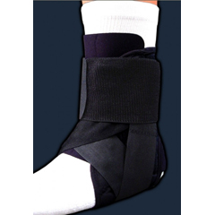MON28883000 - DJOAnkle Brace X-Large Hook and Loop Closure / Figure-8 Strap Left or Right Ankle