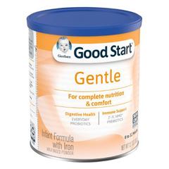 MON29012600 - Nestle Healthcare NutritionInfant Formula Gerber® Good Start® Gentle 12.7 oz. Tub Powder