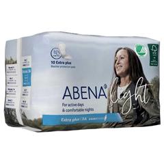 MON29073100 - Abena - Abena™ Light Extra Plus Moderate Absorbency 13 Bladder Control Pads, 10/BG