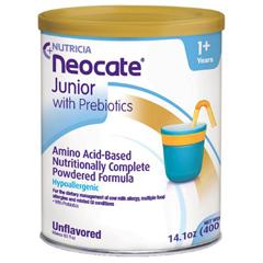 MON29122601 - NutriciaPediatric Oral Supplement Neocate® Junior with Probiotics 100 Calories Unflavored 400 gm