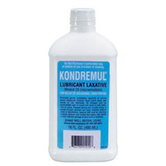 MON29312700 - Emerson HealthcareLaxative Kondremul Liquid 16 oz. Phenolphthalein / Mineral Oil