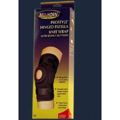 MON29563000 - DJO - Knee Wrap Hinged SM EA