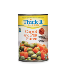 MON30032601 - Kent Precision FoodsPuree Thick-It 15 oz. Can Carrot and Pea Ready to Use Puree