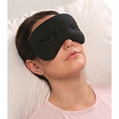 MON30131700 - Brown MedicalPain Relief Mask IMAK Face, Eyes Cotton Reusable