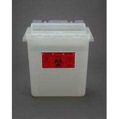 MON30202800 - Bemis Health CareMulti-purpose Sharps Container Bemis™ Sentinel 1-Piece, #333020, 12EA/CS