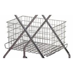 MON30213400 - McKesson - Wire Basket 12 X 14-1/2 X 24-1/2 Inch, 1/ EA