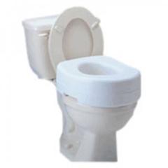 MON30223500 - Apex-CarexRaised Toilet Seat