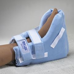 MON30343000 - Skil-CareHeel Protector Boot Small Blue