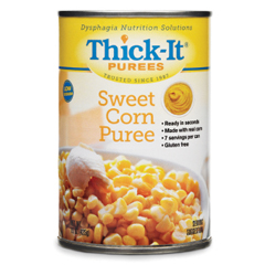 MON30402601 - Kent Precision FoodsPuree Thick-It 15 oz. Can Sweet Corn Ready to Use Puree