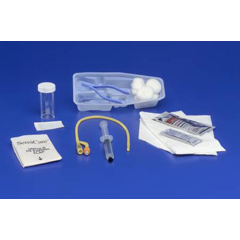 MON30441900 - MedtronicIndwelling Catheter Tray Curity Foley 18 Fr. 5 cc Balloon Latex
