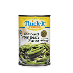 MON30512601 - Kent Precision FoodsPuree Thick-It 15 oz. Can Seasoned Green Bean Ready to Use Puree