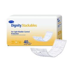 MON746571PK - Hartmann - Dignity Stackables® 12 x 3.5 Pads, 45/PK