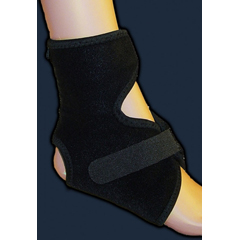 MON30543000 - DJOAnkle Wrap Prostyle® One Size Fits Most Hook and Loop Strap Closure Left or Right Ankle