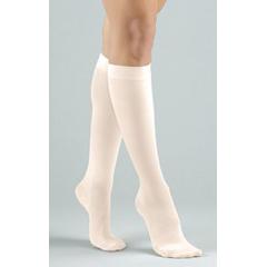 MON30630300 - JobstKnee Stockings 20-30 Black LG, 2EA/PR