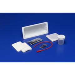 MON30751920 - MedtronicKenguard Intermittent Catheter Tray  Urethral 14 Fr. w/o Balloon Vinyl