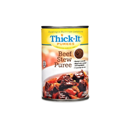 MON30802600 - Kent Precision FoodsPuree Thick-It 15 oz. Can Beef Stew Ready to Use Puree