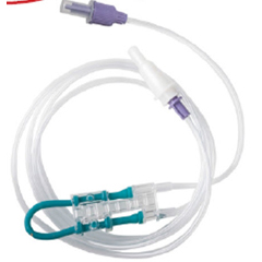 MON30814600 - Nestle Healthcare NutritionPump Set with Pre-attached Transitional ENFit Connector and SpikeRight PLUS Proximal End Connector EnteraLite Infinity