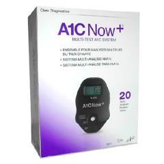 MON916034BX - PTS Diagnostics - Rapid Diagnostic Test Kit A1C Now+® Diabetes Management HbA1c Test Whole Blood Sample CLIA Waived 20 Tests