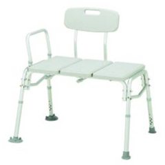 MON31223500 - Merits HealthBariatric Transfer Bench 16 to 21 Inch 500 lbs., 2EA/CS