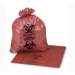 MON31441100 - Medical Action IndustriesInfectious Waste Bag (RS304314RH), 250 EA/CS