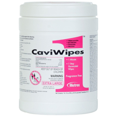 MON31511100 - Metrex ResearchDisinfecting Wipe CaviWipes1®, 160/CN 12CN/CS