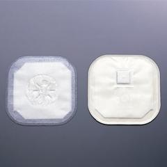 MON31684900 - HollisterStoma Cap 3 Inch, 11 cm Stoma, Transparent, Porous Cloth, Pre Sized, 30EA/BX