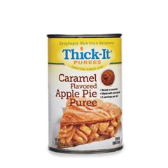 MON31702600 - Kent Precision FoodsPuree Thick-It® 15 oz. Caramel Apple Pie Ready to Use, 12EA/CS