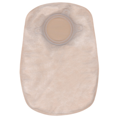 MON31714900 - ConvaTecOstomy Pouch Sur-Fit Natura® Two-Piece System Closed End, 60EA/BX