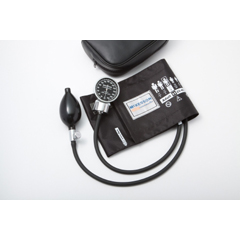 MON31822500 - McKessonAneroid Sphygmomanometer Pocket Style Hand Held 2-Tube Small, Adult Arm