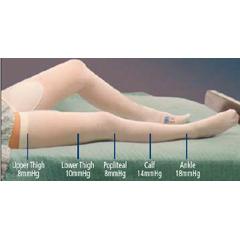 MON31830306 - Medtronic - Anti-embolism Stockings T.E.D. Thigh-High 2 XL, Short
