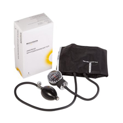 MON31862510 - McKessonAneroid Sphygmomanometer Pocket Style Hand Held 2-Tube Adult Arm