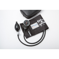 MON31892510 - McKessonAneroid Sphygmomanometer Pocket Style Hand Held 2-Tube Child Arm