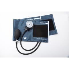MON31982510 - McKessonAneroid Sphygmomanometer Pocket Style Hand Held 2-Tube Large, Adult Arm