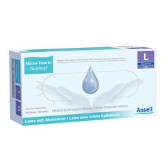 MON32011300 - AnsellMicro-Touch® NextStep® Latex Exam Gloves