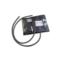 MON32032500 - McKessonCuff, 2-Tube Bladder Adult 9 to 15.7 Inch Limb Circumference Nylon