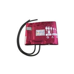 MON32042500 - McKessonCuff, 2-Tube Bladder Large Adult 13.3 to 19.6 Inch Limb Circumference Nylon