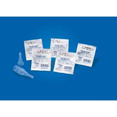 MON32121901 - Bard MedicalMale External Catheter Pop-On Self-Adhesive Strip Silicone Medium