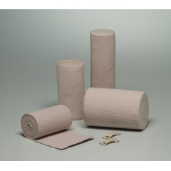 MON32142050 - McKessonElastic Bandage Medi-Pak® Performance Woven Elastic 4 Inch X 5 Yard NonSterile, 10RL/BX,  5BX/CS